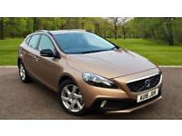 Volvo V40 2.0TD D2 ( 120bhp ) Nav ( s/s ) Geartronic 2016MY Cross Country Lux