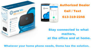 Ooma Telo Home Phone Service With 60 Countries Unlimited Calling