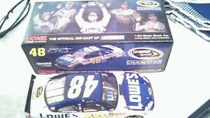 JIMMIE JOHNSTON 1/24 CHAMPIONSHIP DIECAST.5 TIME CHAMP Cornwall Ontario image 2
