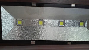 LED flood light  from 10W to 400W,both in RGB and white color.