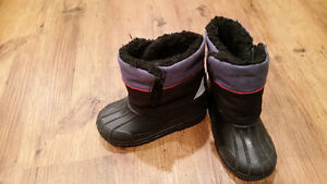 Boys toddler boots size 8