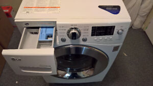 LG WM3455HW All-in-One Washer/Dryer Combo