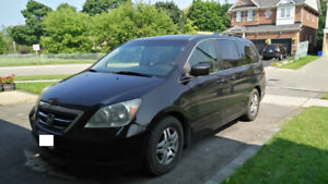 2005 Honda Odyssey EX-L/LEATHER/ROOF/LOADED/ALLOYS