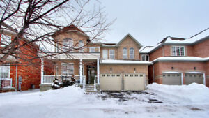 4Bed 5 Bath whole House for Rent in Markham 16th/McCowan