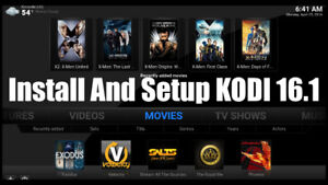 Fixing Kodi 16.1 Jarvis, you don't need a new updated system