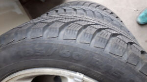 BRAND NEW 185/60/R15 winter tires 4 set ONLY AVAILABLE WEEKENDS Edmonton Edmonton Area image 4