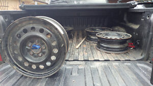 4 Pontiac Torrent Rims London Ontario image 1