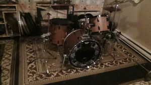 Drumkit Custom Steampunk Rebel