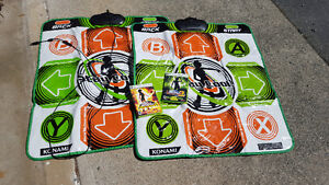 Dance Dance Revolution mats & DDR Universe 1 and 2 for XBox360