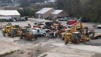 Marshaling yard available for short/long term
