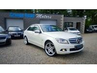2011 11 MERCEDES-BENZ C CLASS 2.1 C220 CDI BLUEEFFICIENCY ELEGANCE 4D 170 BHP DI