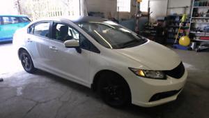 2015 Honda Civic Lx Manual Transmission lease takeover