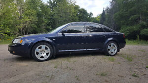 2004 Audi A6 Quattro 4.2. 118000 original KM. AMAZING condition