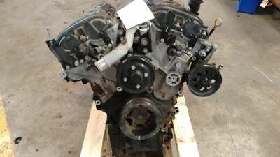 2008 CADILLAC STS ENGINE ASSEMBLY 3.6L VIN V- TURNS OVER NO START 219K OEM 44177
