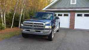2001 Dodge Power Ram 1500 SLT 4X4 Pickup Truc