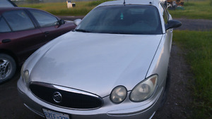 2005 buick allure always maintained comes safety and etested
