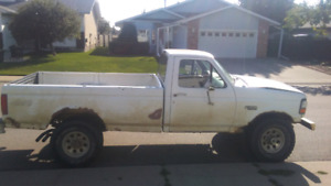 Ford f250 4x4 800.00obo