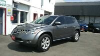 2007 Nissan Murano SL AWD LOADED Certified 188,000km! Kitchener / Waterloo Kitchener Area Preview
