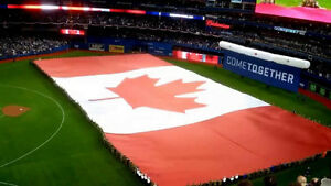 BULE JAYS TICKETS – FOR CANADA DAY WEEKEND!!!!!!