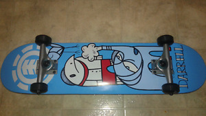 Brand new complete skateboard never used