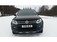 VW Amarok Atacama 2.0 BiTDi Low mileage No VAT