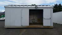 20ft Container Building / Office (Insulated)