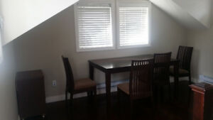 Furnished Two Bedrooms laneway house in Dunbar- 5 mins to UBC