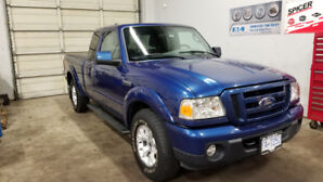 2011 FORD RANGER - LOW KM - WELL MAINTAINED