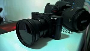 Sony RX100 Mark 2 & Accessories (Like New In Box)