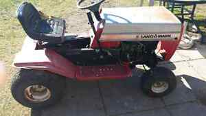 project lawn tractor $125 obo