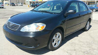 2007 Toyota Corolla CE - SUNROOF | CERTIFIED | WARRANTY INCLUDED