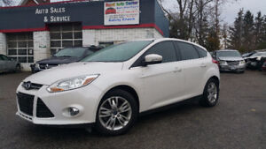2012 Ford Focus SEL / LEATHER / SUNROOF