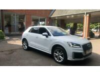 Audi Q2 1.4 TFSI S Line 5dr S Tronic - Auto Estate Petrol Automatic
