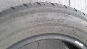 Summer tires 80$ for 4!