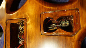 GUITAR\BASS HANDCRAFTED ONE OF A KIND St. John's Newfoundland image 7