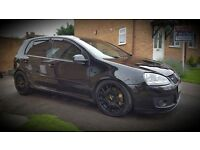 ***VW GOLF EDITION 30***BIG SPEC***FSH***340BHP***DSG***SAT-NAV***5DOOR***ONE OFF***REVO REMAP***