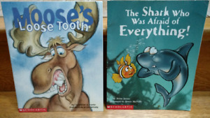 2 Bruce McNally illustrated children's picture books