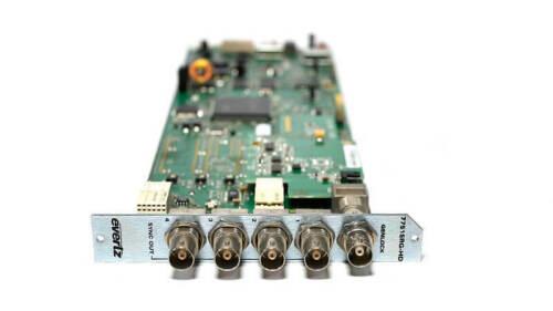 Evertz 7751SRG-HD HD HDTV Tri-Level Sync Generator Genlock