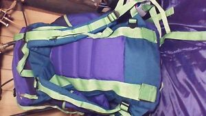 EUROHIKE LARGE BACKPACK FOR HIKING OR CAMPING HIKE 501 Stratford Kitchener Area image 2