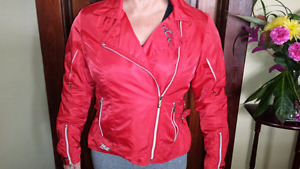 Orange County Choppers Womens Motorcycle jacket (small)
