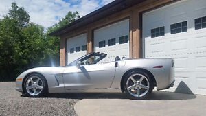 2005 Chevrolet Corvette LS2 Convertible