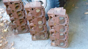 Small block chev Cylinder heads