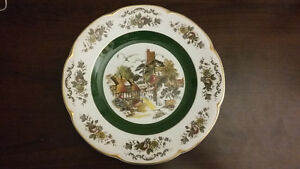 ***Assiettes de collection Wood and sons, England***