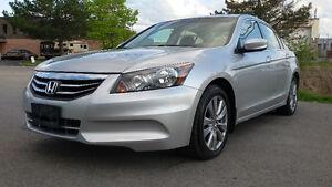 2011 Honda ACCORD EX-L, 4 CYLINDER, LEATHER, SUNROOF