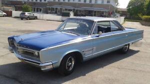 Chrysler 300 (Américain) 1966