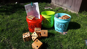 YARDZEE Yard Game-SOLD OUT - ORDERS TAKEN - AVAILABLE MONDAY