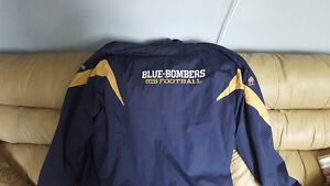 Winnipeg blue Bomber jacket