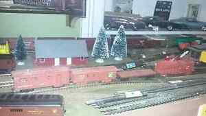 Ho locomotives and rolling stock model trains Peterborough Peterborough Area image 3