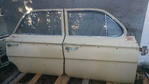 1962 Chevy Impala full set of 4 sedan doors
