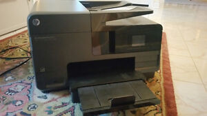 HP OfficeJet Pro 8610 Printer -- Barely Used